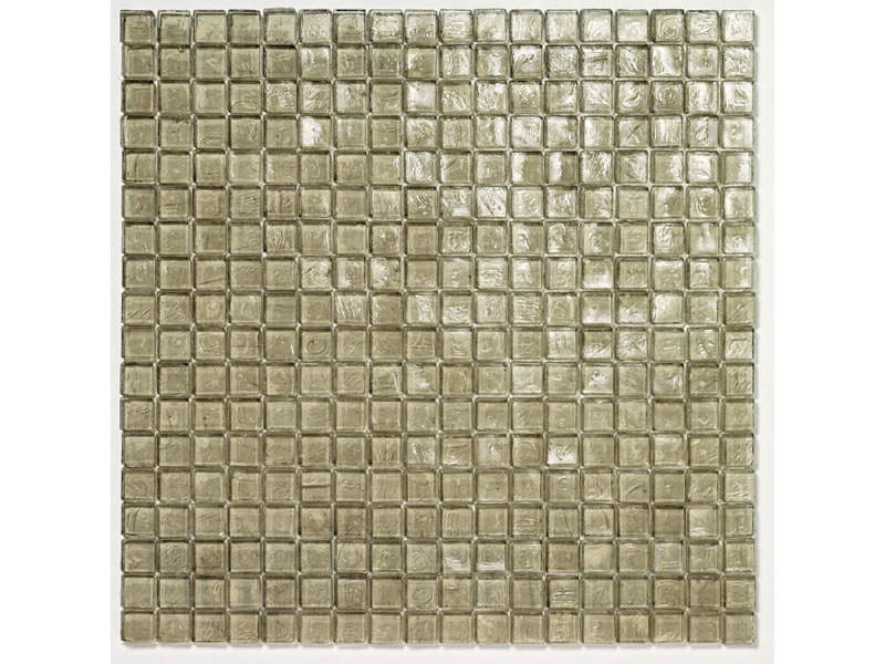 WATERGLASS MOSAIC COLLECTION - Zinc