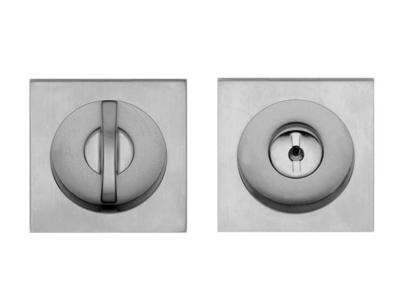 Recessed brass door handle GUBBIO by i-DESIGN