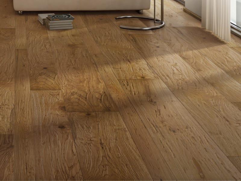 Pavimenti In Legno Rovere : Parquet in legno di recupero rovere antico ideal legno