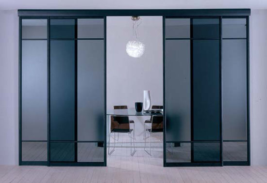 Movable wall TEMA by TENDER