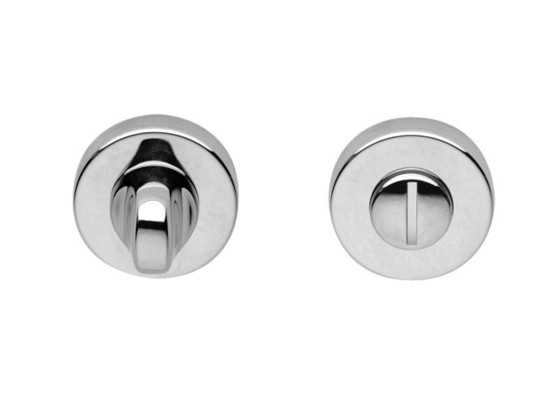 Brass WC turn PRIVACY SET tonda by i-DESIGN