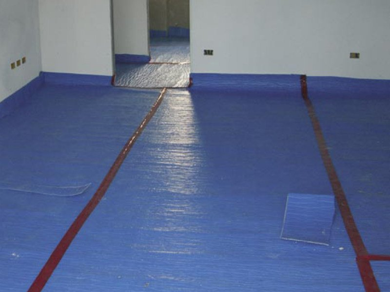 Vapour barrier for roof OVER-FOIL BM by OVER-ALL
