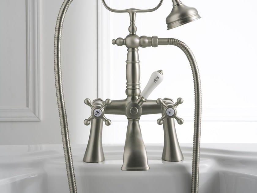 Bathtub set with hand shower CANTERBURY | Bathtub set by Graff Europe West