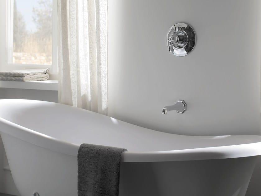 Wall Mounted Bathtub Spout TOPAZ | Bathtub Spout By Graff Europe West