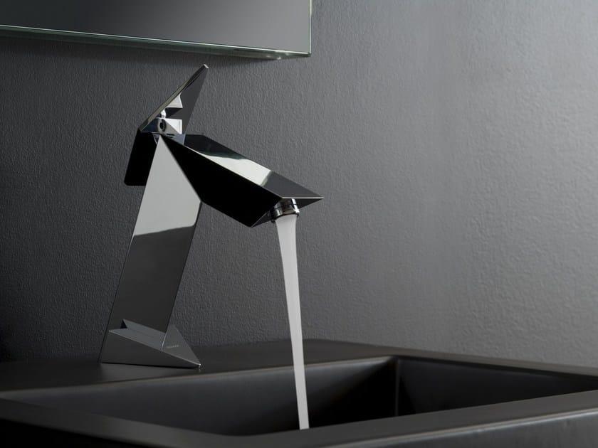 1 hole washbasin mixer STEALTH | Washbasin mixer by Graff Europe West