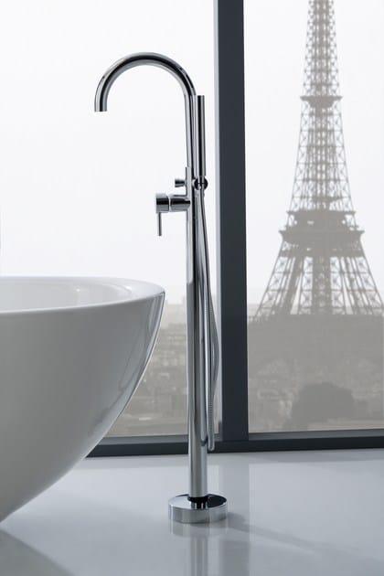 Immersion rubinetto per vasca da terra by graff europe west - Rubinetto vasca da bagno prezzi ...