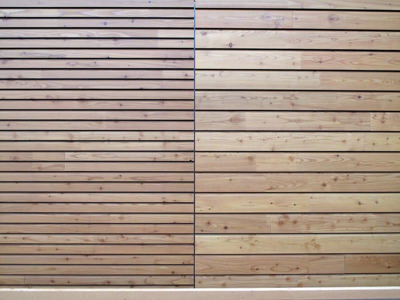 panneau de bois pour fa ade openlam by simonin. Black Bedroom Furniture Sets. Home Design Ideas