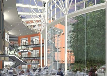 MicroStation University of Washington Business School - LMN Architects