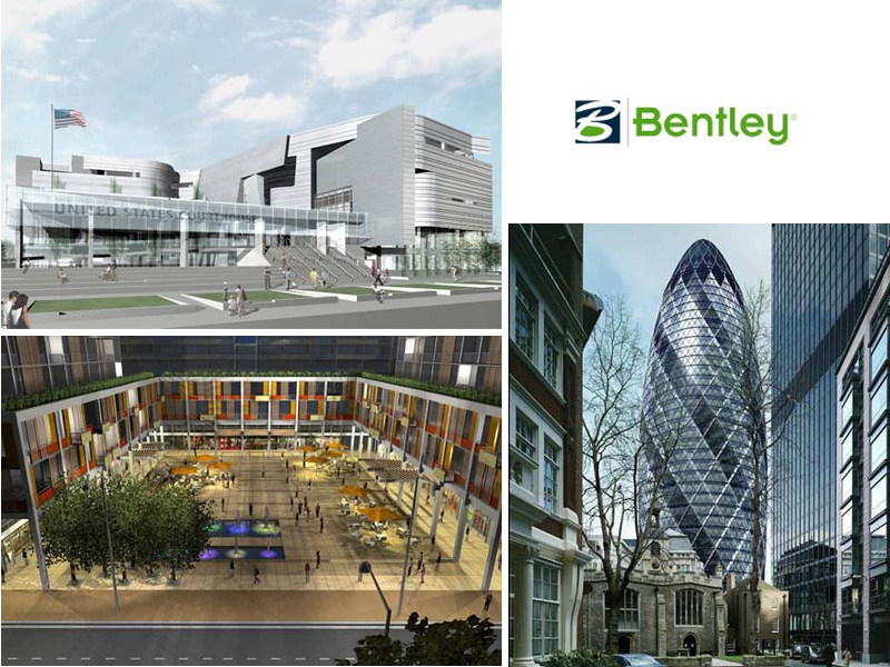 CAD-integrated structural design software Soluzioni BIM per MicroStation by Bentley