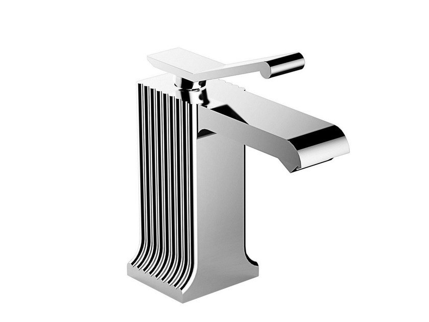 Single handle washbasin mixer CASANOVA 3222MC by RUBINETTERIE STELLA