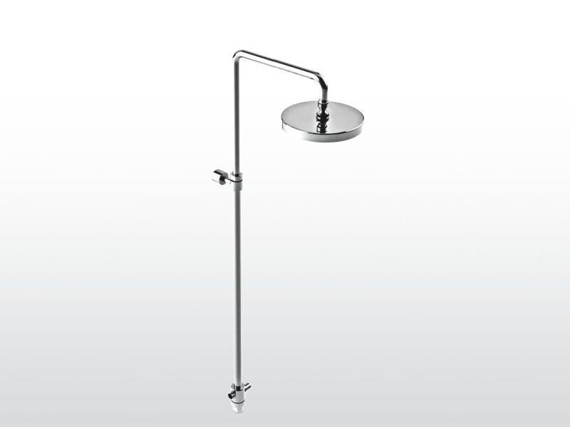Colonna doccia con soffione 301 316A 200 mm