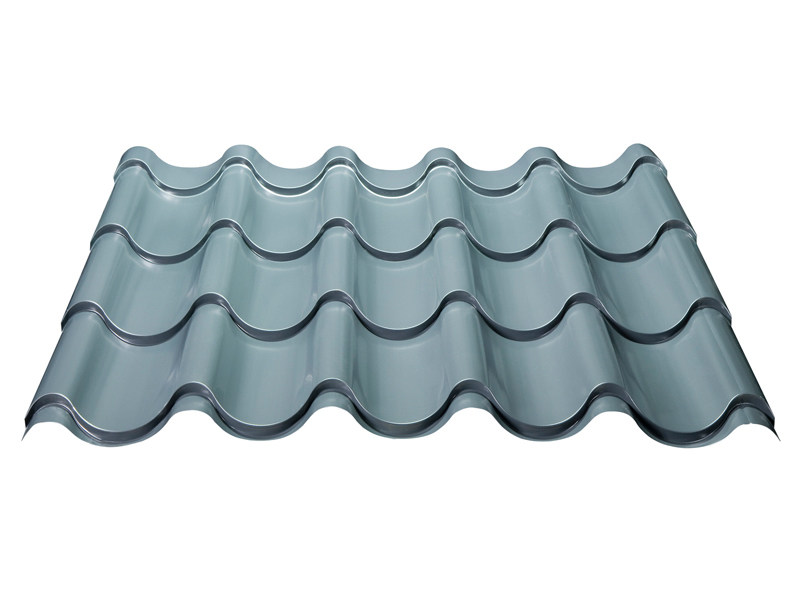 Metal sheet and panel for roof SHEETS LG 50 by ISOPAN