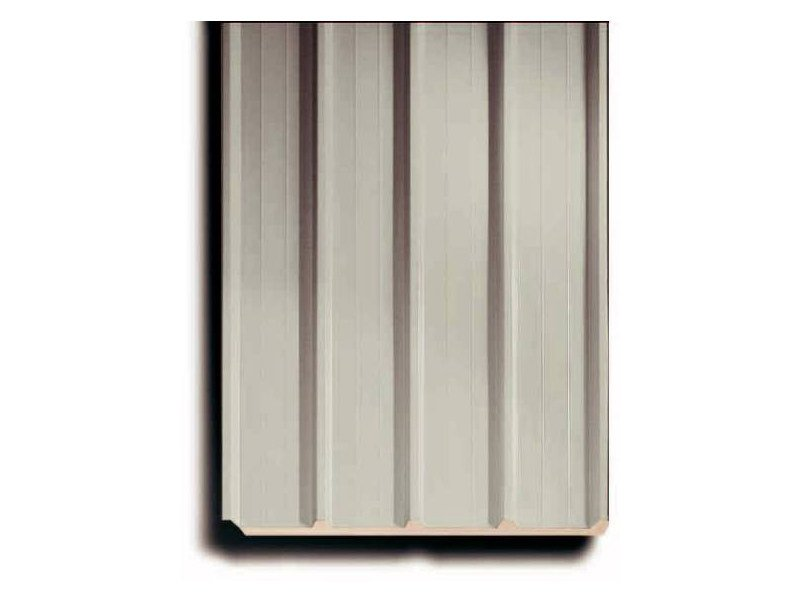 Insulated metal panel for roof TOPCLASS by ISOPAN