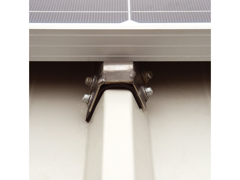 Support for photovoltaic system Support for photovoltaic system by MANNI ENERGY