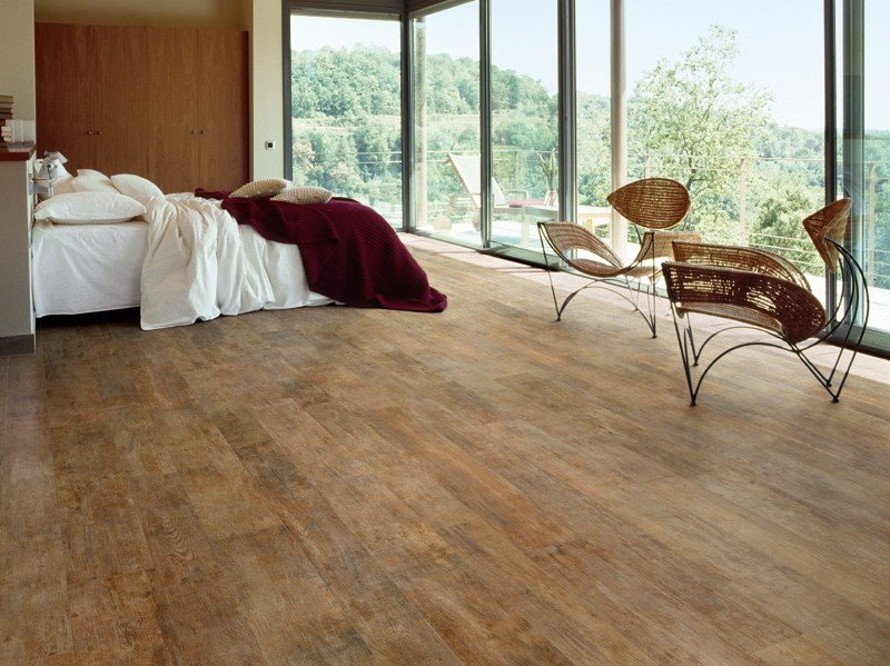 Porcelain Stoneware Wallfloor Tiles With Wood Effect Legni High