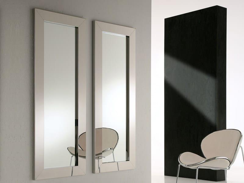 Specchio con cornice titanio riflessi - Riflessi specchi prezzi ...