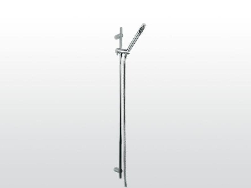 Shower wallbar with hand shower BAMBOO | 302-302A by RUBINETTERIE STELLA
