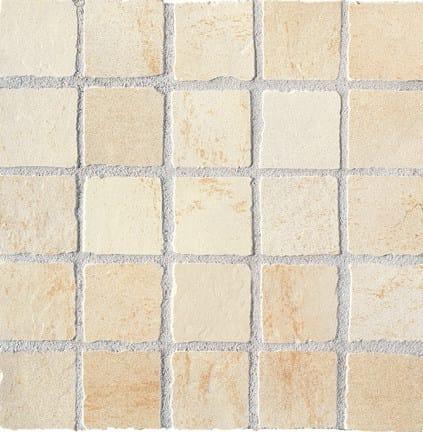 Mosaico PIETRA DI BARGE SA Satinato 30X30 cm.