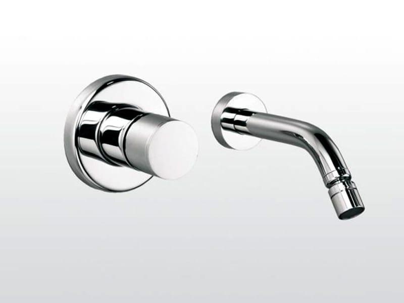 2 hole chrome-plated washbasin mixer BAMBOO | 3868MC by RUBINETTERIE STELLA