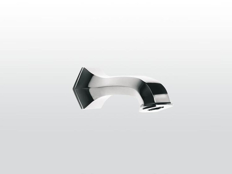Wall-mounted spout ECCELSA 0/250 by RUBINETTERIE STELLA