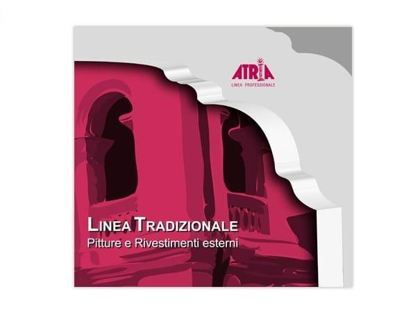 Vinyl paint MURALPLAST by COLORIFICIO ATRIA