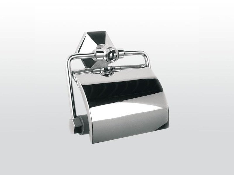 Toilet roll holder ECCELSA 1032 by RUBINETTERIE STELLA