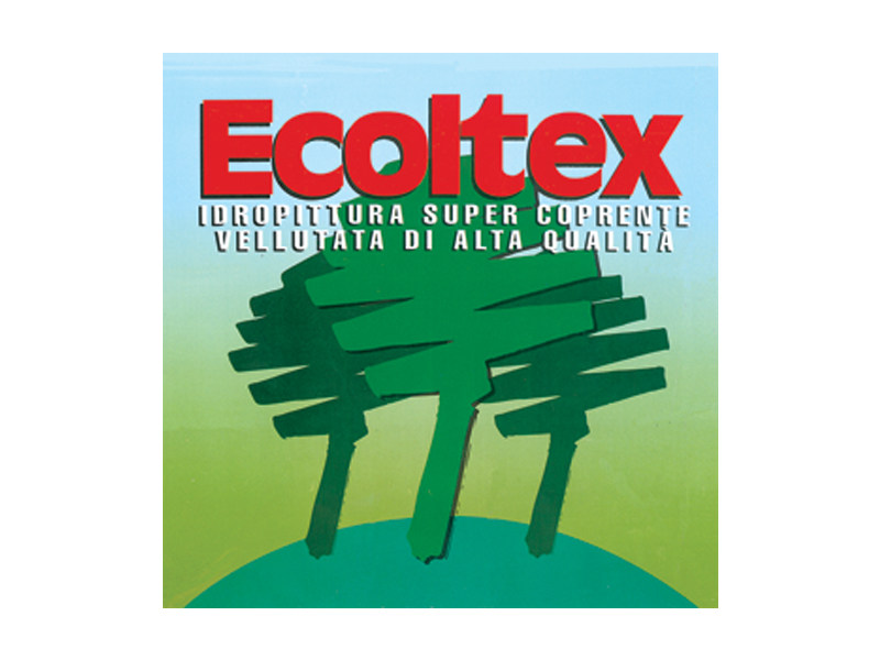 Ecological varnish and paint for sustainable building ECOLTEX by COLORIFICIO ATRIA
