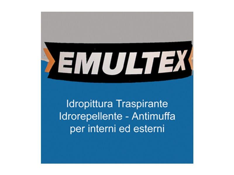 Breathable water-based paint EMULTEX by COLORIFICIO ATRIA