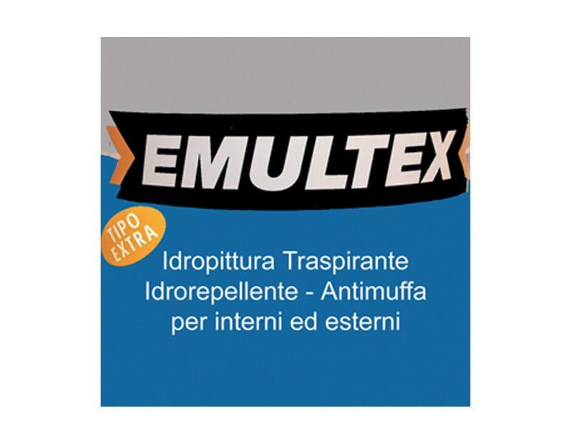 Breathable water-based paint EMULTEX EXTRA by COLORIFICIO ATRIA