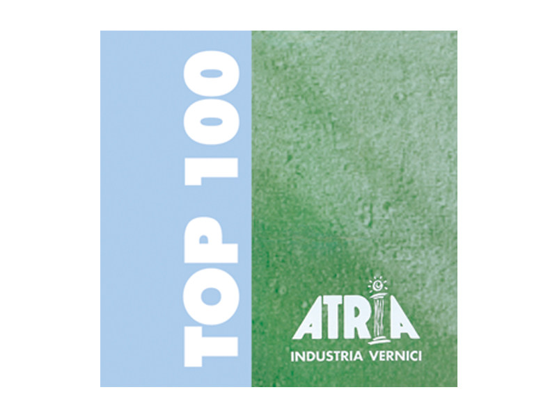 Washable water-based paint TOP 100 by COLORIFICIO ATRIA
