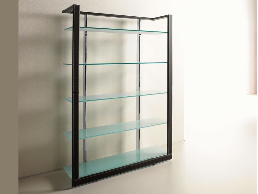 Open bookcase TIMES by Italy Dream Design