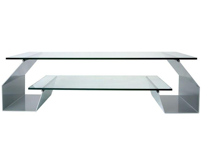 Low TV cabinet TORNADO by Italy Dream Design