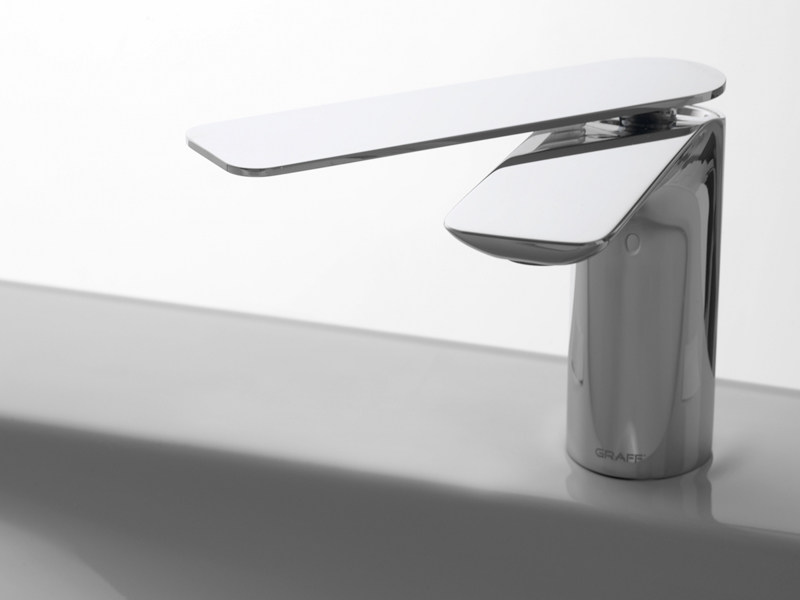 1 hole washbasin mixer SENTO | Washbasin mixer by Graff Europe West