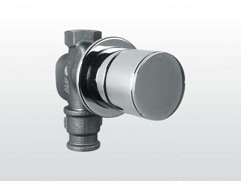 Wall-mounted 1 hole washbasin tap BAMBOO   0/156 by RUBINETTERIE STELLA