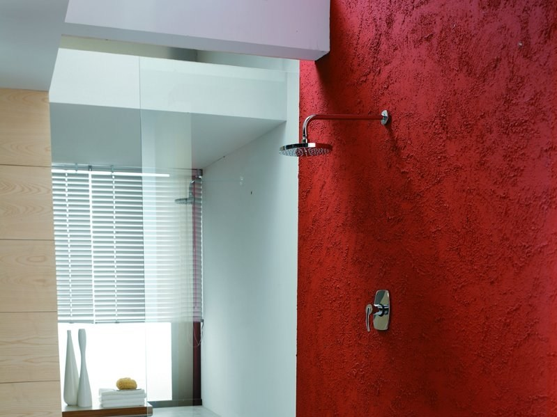 Wall-mounted overhead shower GENESYS | Overhead shower by Gattoni Rubinetteria