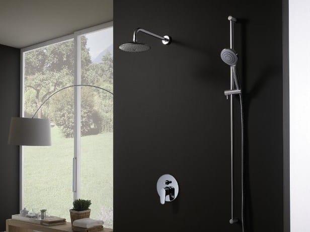 1 hole shower mixer H2OMIX1000 | Shower mixer by Gattoni Rubinetteria