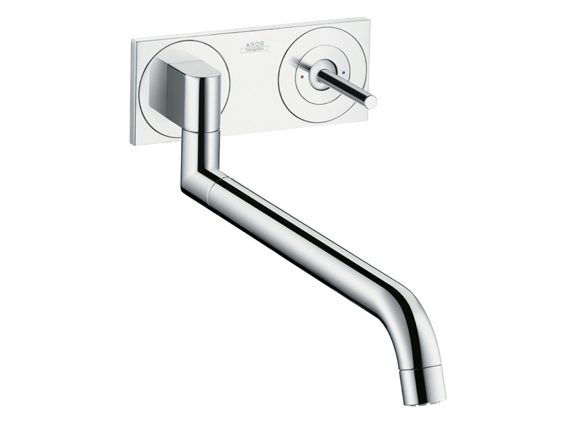 Kitchen mixer tap AXOR UNO² | Kitchen mixer tap by hansgrohe