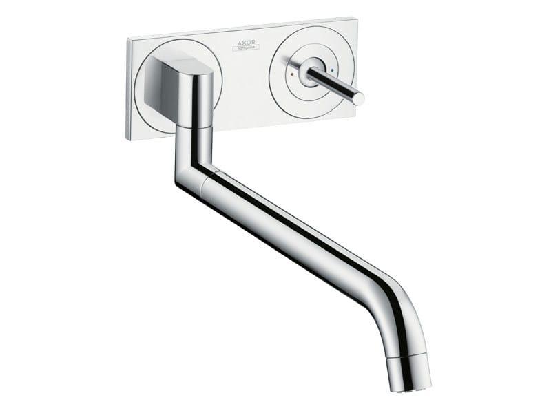 AXOR UNO² | Kitchen mixer tap By hansgrohe design Phoenix Design