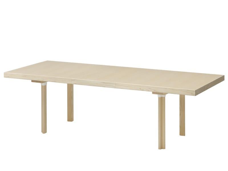 Table Tavolo Legno Artek Rettangolare In Extension Allungabile vIf7gYb6y