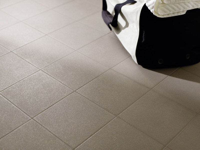 Anti-slip single-fired ceramic flooring QUARZ by MARAZZI
