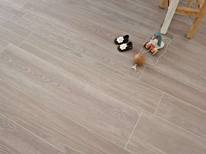 Porcelain stoneware flooring with wood effect TREVERK by MARAZZI