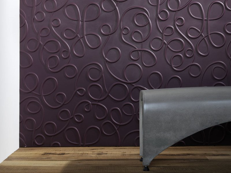 3D Wall Panel ARIANNA by 3D Surface