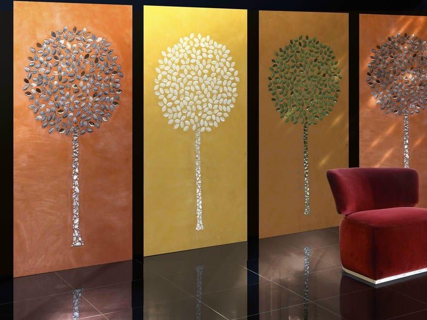 Glass mosaic ARBRE by VETROVIVO