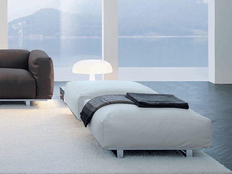Upholstered pouf DAYTONA | Pouf by ALIVAR