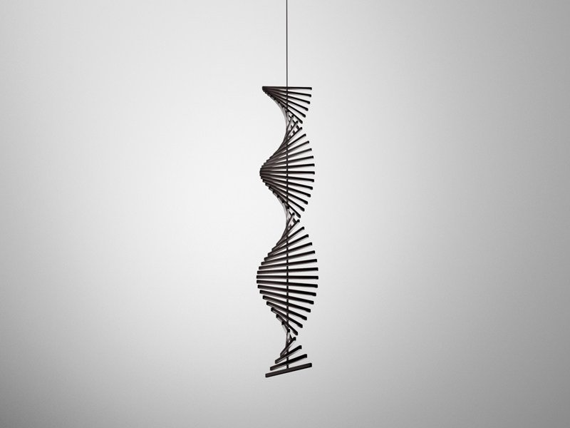 Pendant lamp RHYTHM by Vibia