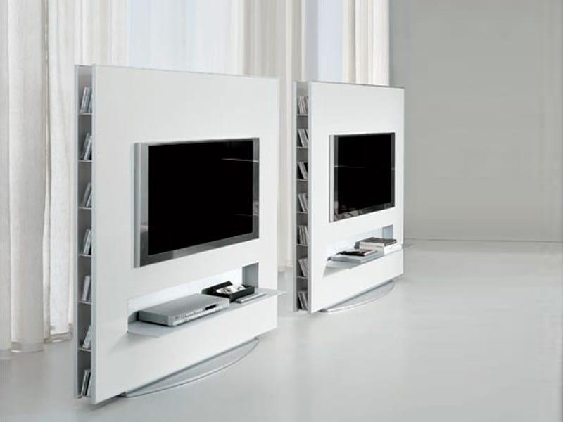 Parete attrezzata con porta tv hf1 alivar - Mobili tv girevoli ...