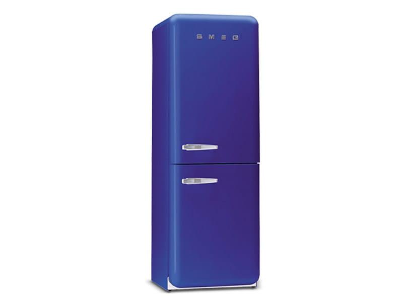 Combi refrigerator Class A + + FAB32RBLN1 | Refrigerator by Smeg