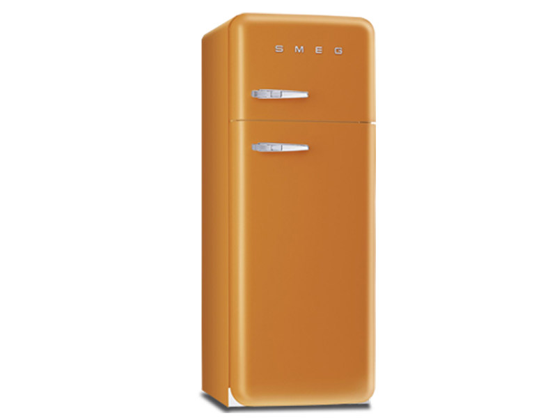 Amerikanischer Kühlschrank 50er Jahre : Fab ro kühlschrank by smeg