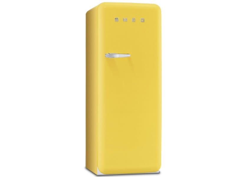 Single door refrigerator Class A + + FAB28RG1 | Refrigerator by Smeg