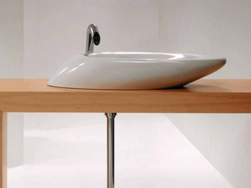 Ceramic washbasin TOUCH 90 | | Washbasin by GSG Ceramic Design